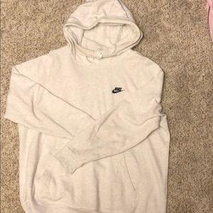 Nike cowel neck hoodie